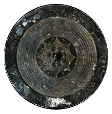 八咫鏡 ヤタノカガミ 画像イメージ