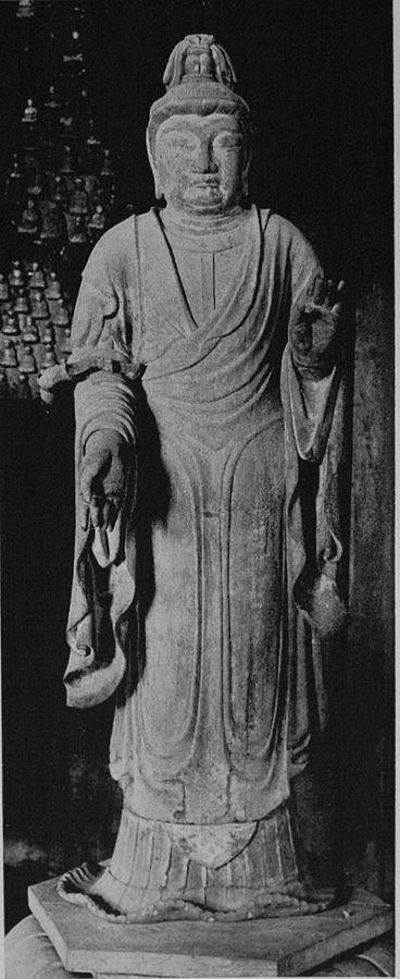梵天 画像 仏像 東招大寺
