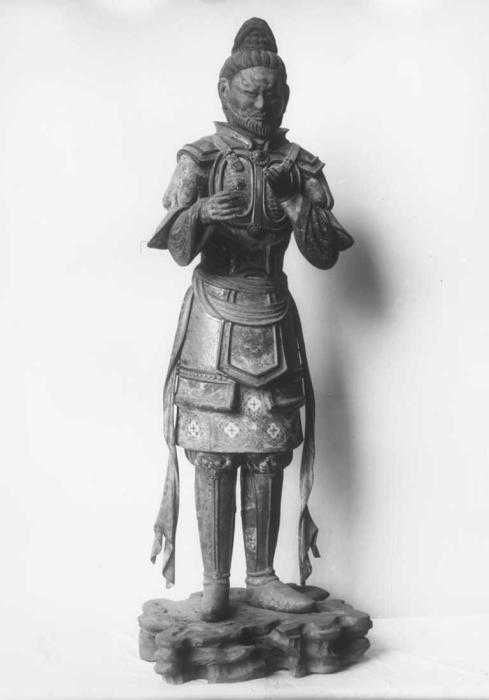 八部衆立像 画像 畢婆迦羅