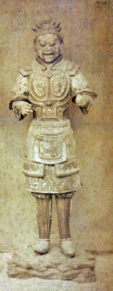 八部衆立像 画像 鳩槃荼像