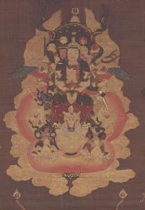 ダキニ天-荼枳尼天 画像