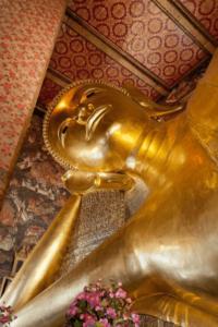 涅槃 涅槃像 画像 タイ