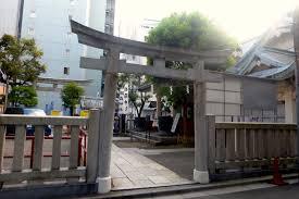 日本橋七福神巡り 椙森神社
