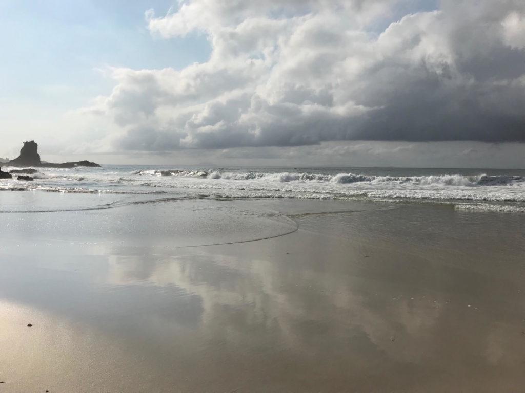 龍雲-龍の雲 画像④ 海上の龍神